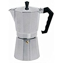 cafetiere italienne argent