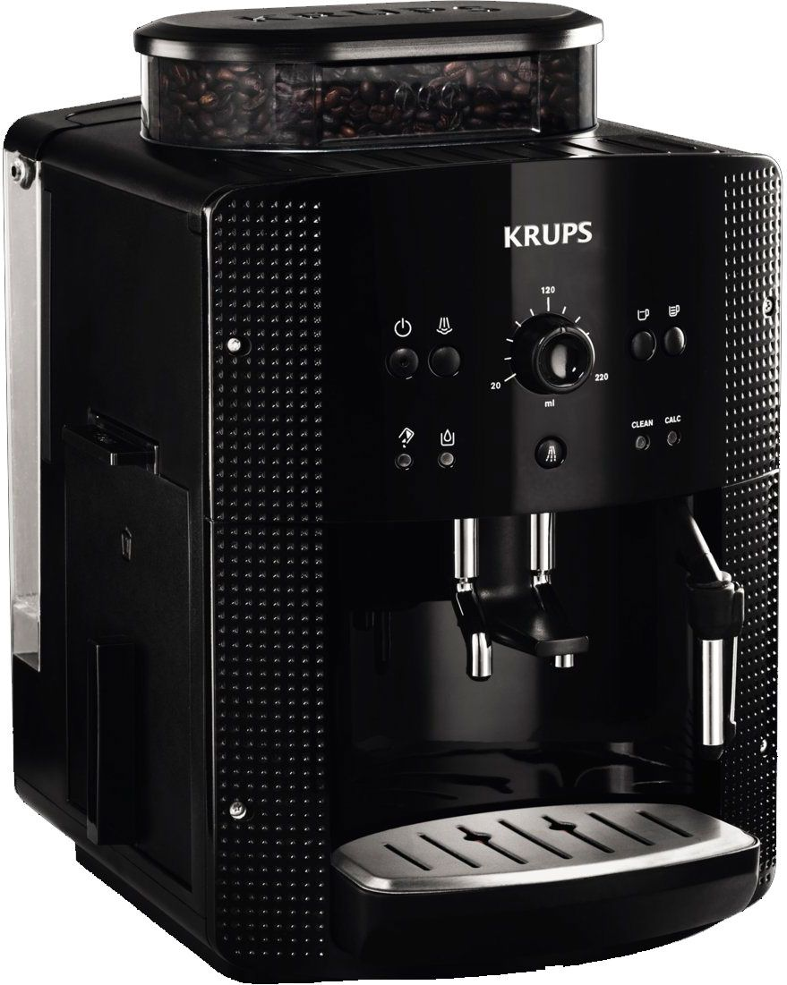 avis krups yy8125fd une machine expresso automatique. Black Bedroom Furniture Sets. Home Design Ideas