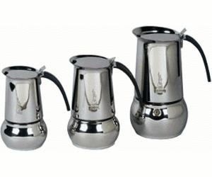 Bialetti Cafetiere italienne Venus differentes tailles